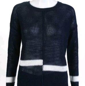 Sea navy blue sweather